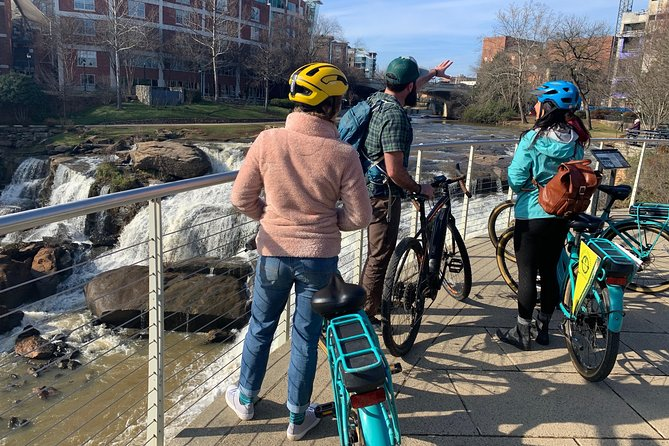 Scenic Greenville E-bike Tour