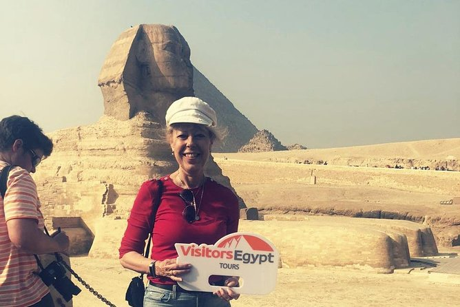 Cairo, Giza and Luxor in a Private 4-Days Package