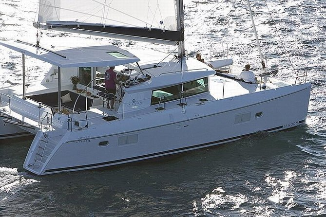 Catamaran Sailing Charters