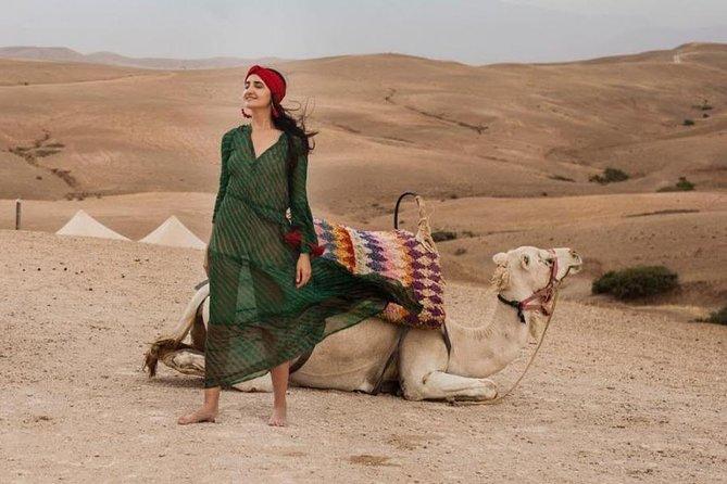 Marrakech Desert & Atlas Mountains and Berber villages with Camel Ride