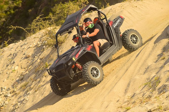 Cabo Candelaria Village Adventure (Triple UTV)