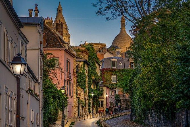 Paris: Montmartre Walking Tour Professional Guide(Born & Raised) Art/Hidden Gems