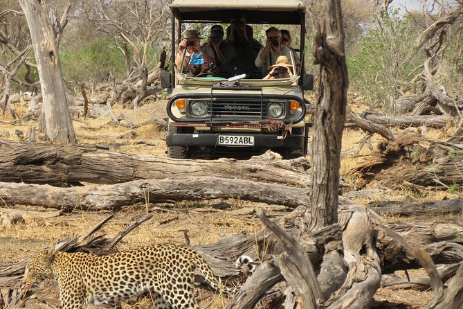 7-Day Camping Safari in Okavango Delta, Khwai,Savuti and Chobe River Front