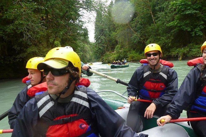 White Salmon Whitewater Rafting, Columbia Gorge, & Wineries Tour from Portland photo 10