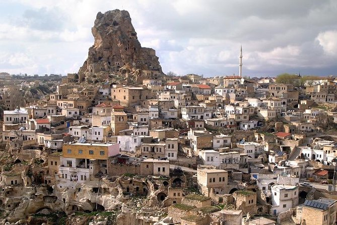 Semi-Private Cappadocia Tour : Max 15 People - Including Lunch & Hotel Pick-up