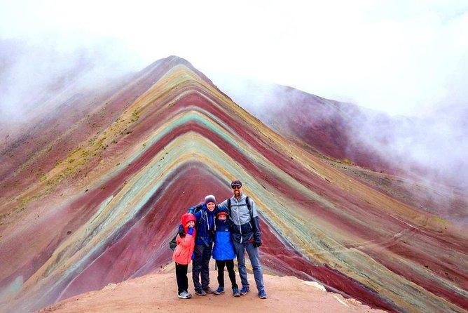 Rainbow Mountain By Cusipata 2020