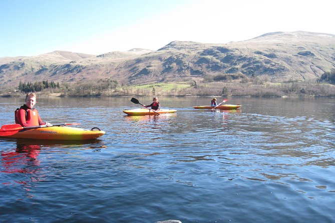 Kayak on Derwent Water photo 4