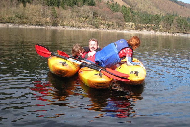 Kayak on Derwent Water photo 2