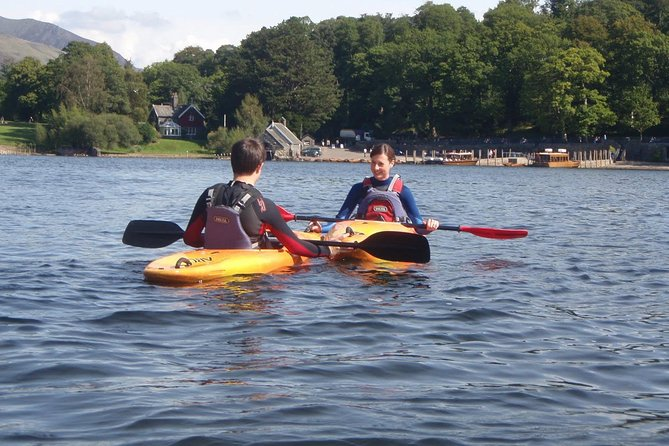 Kayak on Derwent Water photo 7