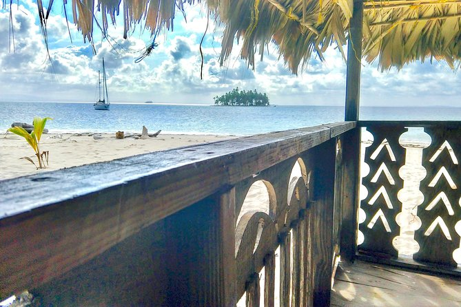 2D/1N in Private Cabin on San Blas Paradise island PLUS Day Tour
