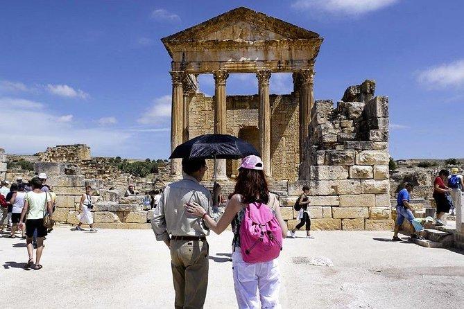Full Day - Archaeological site of Thugga/Dougga & Bullaregia
