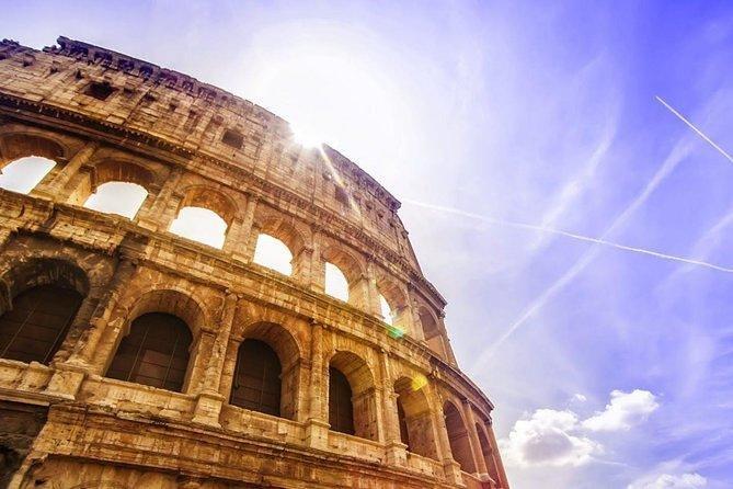 Visita guiada al Coliseo y el Foro Romano para grupos pequeños