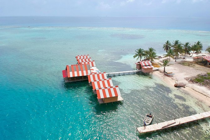 3D/2N - NEWLY OPENED Private Over-Water Cabin in San Blas Islands PLUS Day Tour