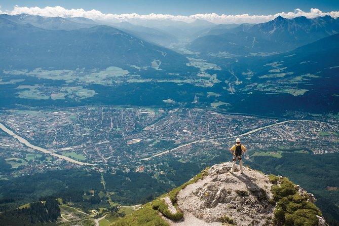 Nordkette via ferrata © Innsbruck Tourism