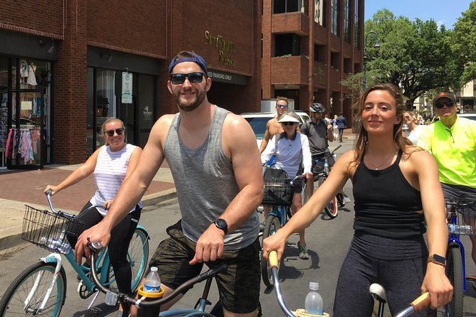 """Pedal through Savannah"" 2-Hour Bike Tour"