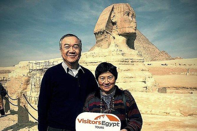 Giza Pyramids & Sphinx Private Day Tour