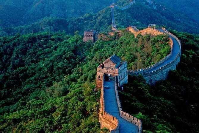 Beijing Private Tour: Mutianyu Great Wall + Viewing Forbidden City from Jingshan photo 2