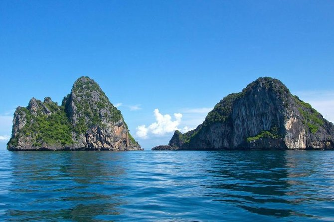 Snorkeling Emerald Cave and Kradan Island Tour From Krabi