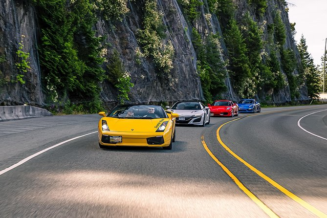 Whistler Exotic Driving Experience