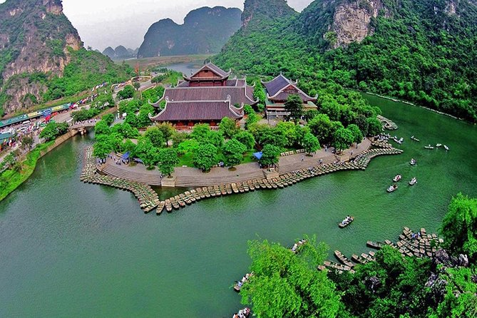 Ninh Binh Full Day Group Tour from Hanoi