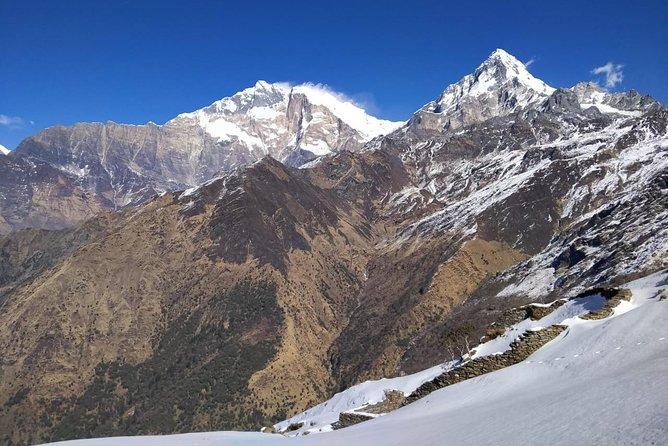 7 Days Khopra Hill Trek From Pokhara