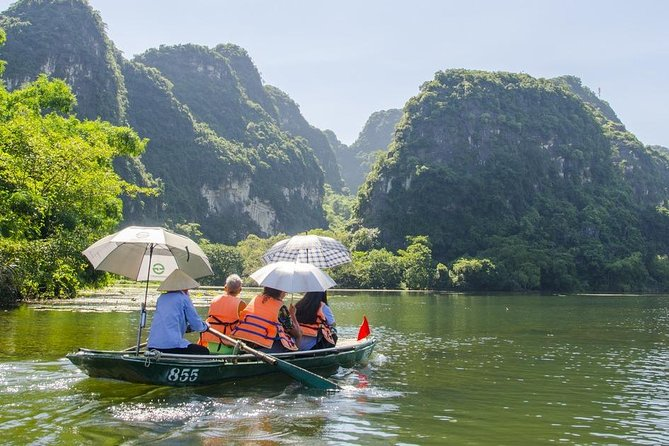 Ninh Binh Full Day Group Tour from Hanoi