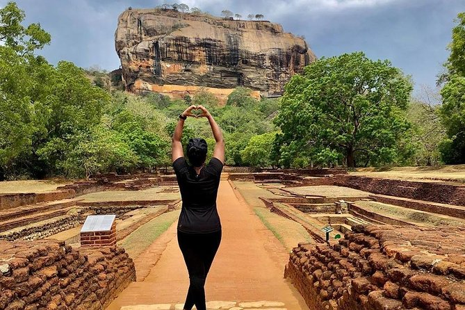 Day Trip to Sigiriya, Dambulla and Kaudulla Safari