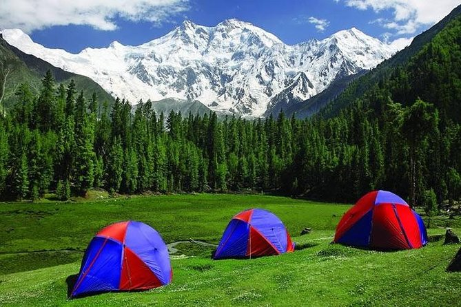 9 Days Tour to Fairy Meadows & Hunza From March till October