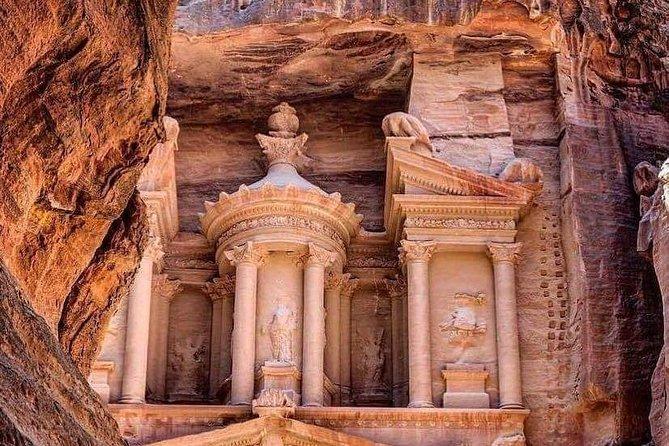 Petra & Dead Sea 1 Day tour (inc. Lunch)