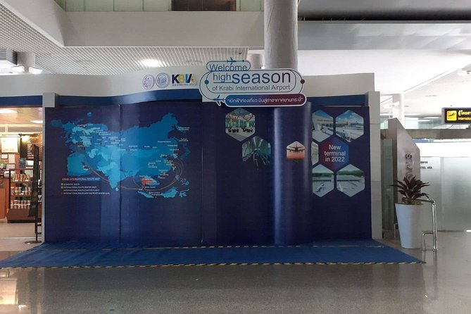 Private Airport Transfer in Krabi