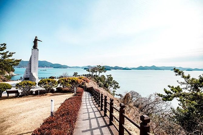 5 Day Private from Busan to Seoul,Gyeongju,Tongyeong, Boseong Green Tea Field
