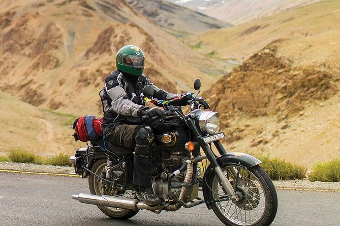 9 Days Classic Ladakh Motorcycle Voyage photo 1