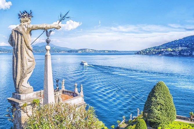 Private Excursion from Como to Stresa & Borromean Islands