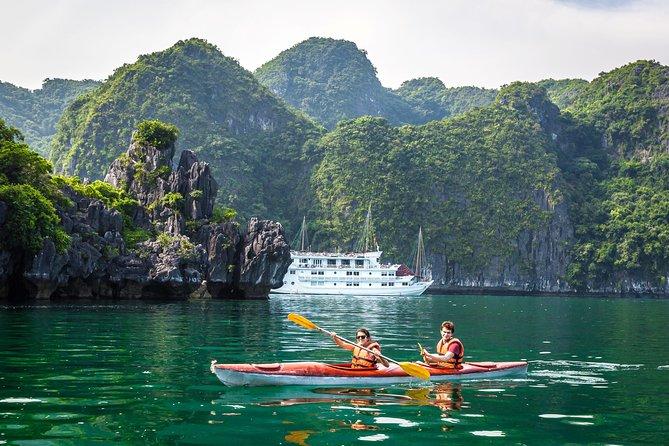 Hanoi - Halong overnight on Cruise - Private Tour