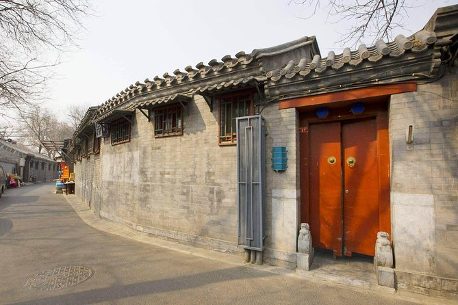 Private Walk Tour in Beijing with Lama Temple, Hutong & Paper-cutting experience