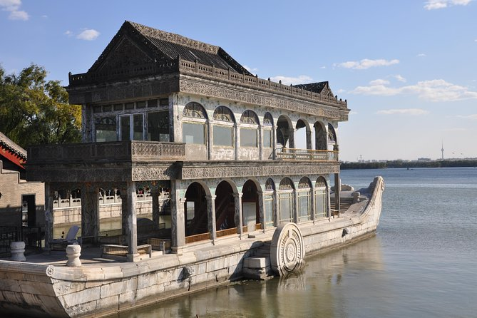 Full-Day Private Guided Tour in Beijing