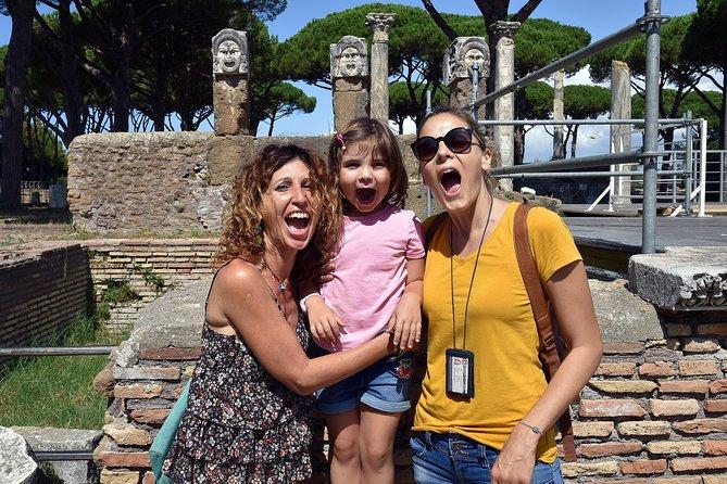 Ostia Antica Tour w/ Civitavecchia Pickup & Port, Hotel or Airport drop-off