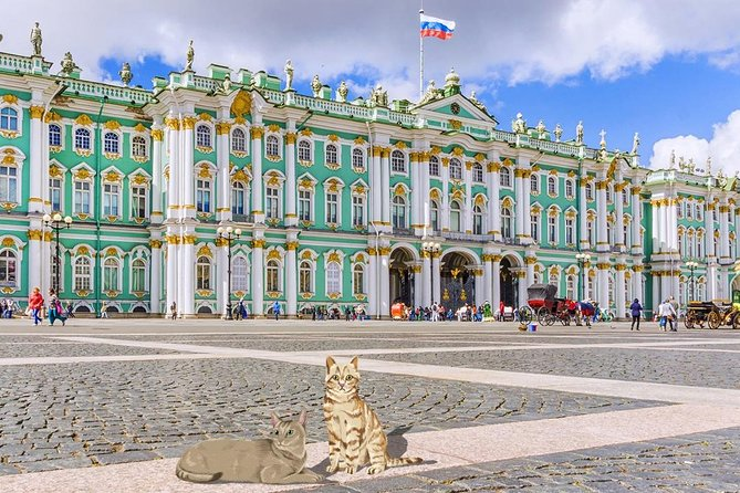 2-Day Shore Excursion in St Petersburg - Wheelchair Friendly