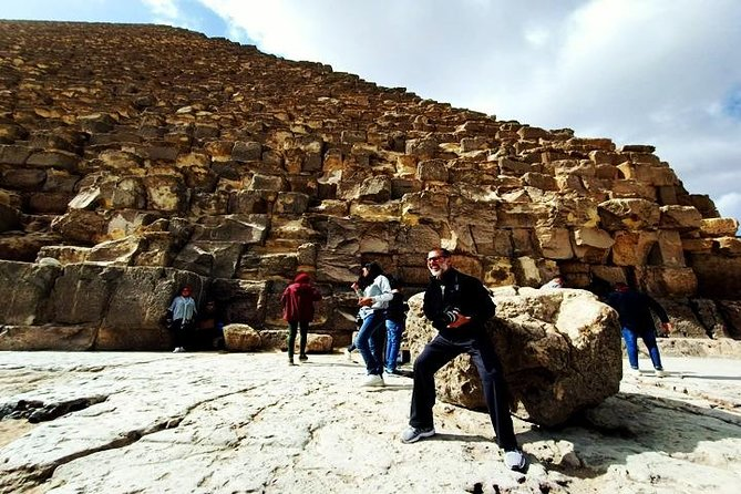 2-Day Tour for Families around Saqqara,Giza , Egyptian Museum, ALabaster Mosque