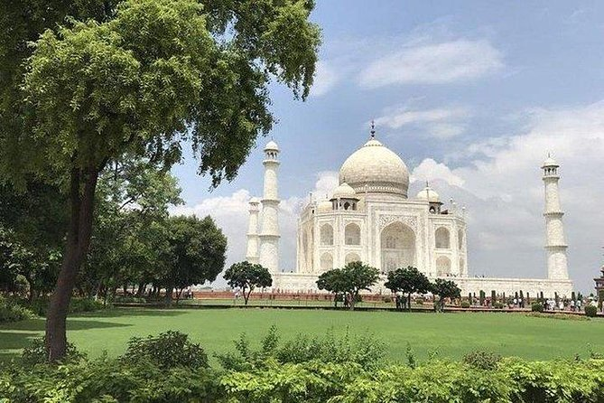 Same day Taj Mahal Tour from Delhi by Train Gatimaan Express. photo 7