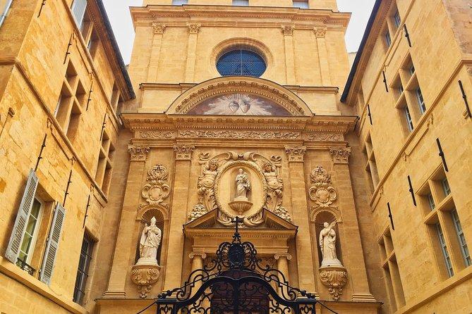 Aix-en-Provence: Private Walking Tour