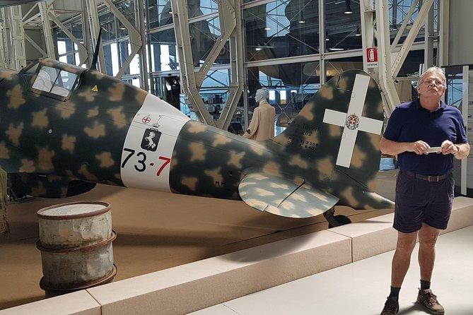 Historical Air Craft museum from Civitavecchia