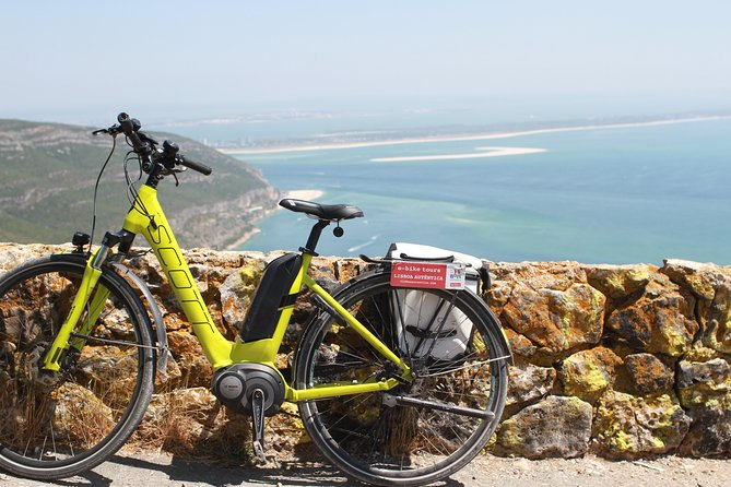 The Nature Park of Arrábida - Electric Bike Tour