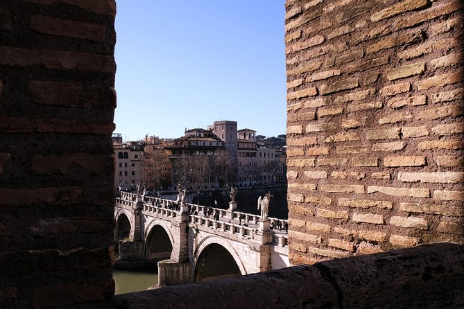 Discover the Mysteries Inside Castel Sant'Angelo Tour