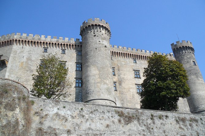 Odescalchi Castle: Step Back into the Middle Ages from Civitavecchia