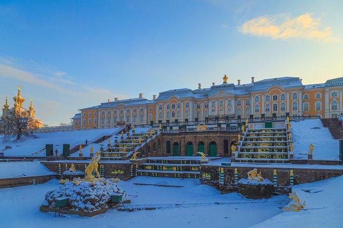 Peterhof.Grand Palace