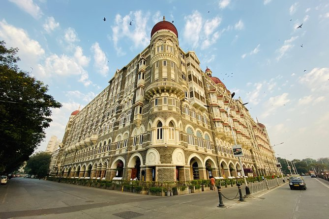 Half Day Mumbai Sightseeing Tour With English Speaking Guide