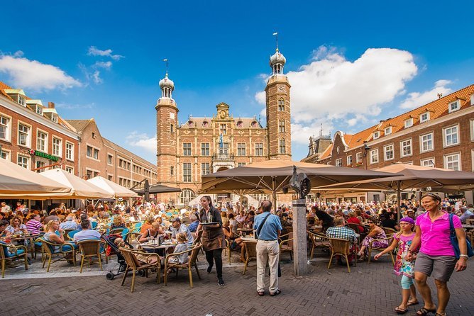 secrets of the south (1day tour in the south of the Netherlands)Departure:AMS