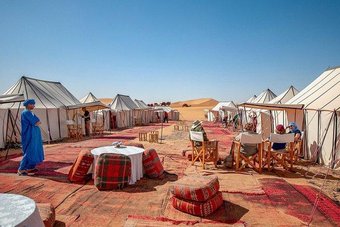 2 Days Trip Sahara Desert (camel - sleep in the camping-sunset-sunrise....)