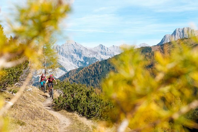Mountain bike tour Innsbruck
